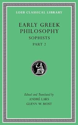 Early Greek Philosophy, Volume IX - pr_82291