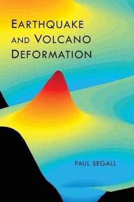 Earthquake and Volcano Deformation - pr_83099