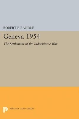 Geneva 1954. The Settlement of the Indochinese War - pr_86121