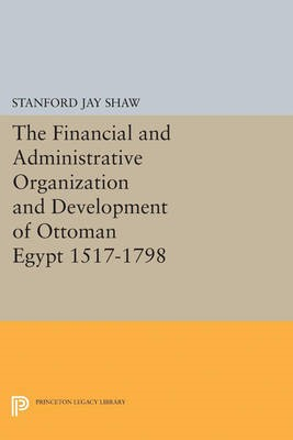 Financial and Administrative Organization and Development -
