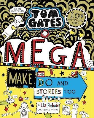 Tom Gates: Mega Make and Do and Stories Too! - pr_1745908