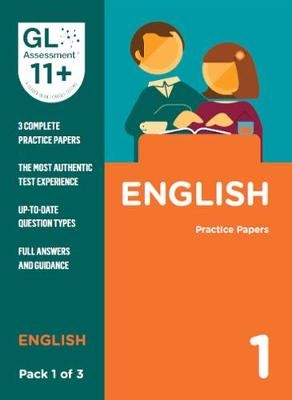 11+ Practice Papers English Pack 1 (Multiple Choice) - pr_307852