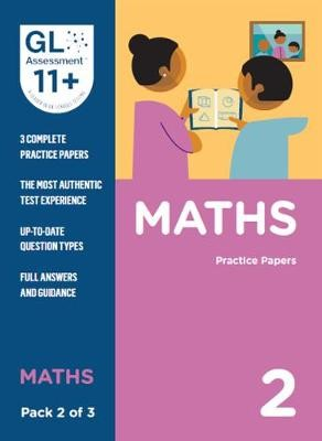 11+ Practice Papers Maths Pack 2 (Multiple Choice) - pr_246648