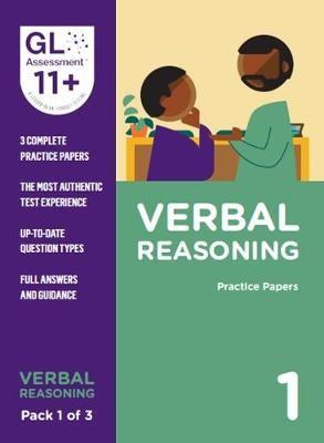 11+ Practice Papers Verbal Reasoning Pack 1 (Multiple Choice) - pr_115390