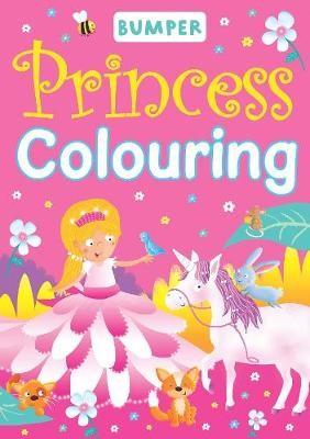 Bumper Princess Colouring -