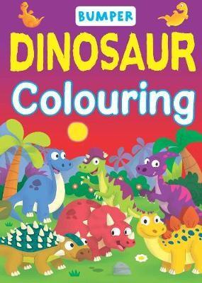 Bumper Dinosaur Colouring -