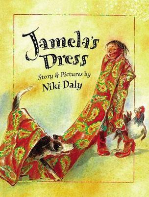 Jamela's Dress -