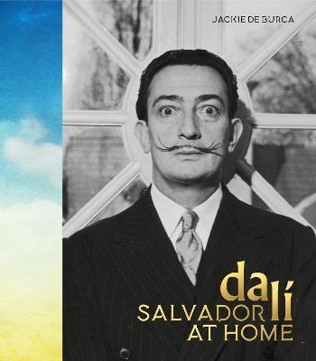 Salvador Dali at Home -