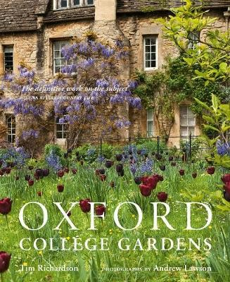 Oxford College Gardens -