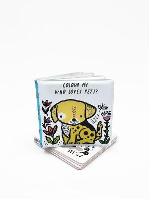 Colour Me: Who Loves Pets? -