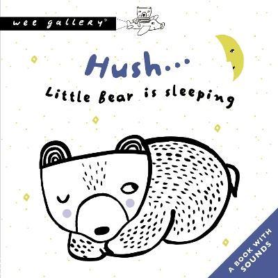 Hush... Little Bear Is Sleeping -