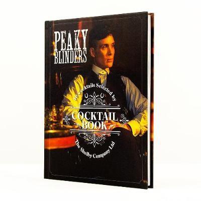 Peaky Blinders Cocktail Book -