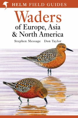 Waders of Europe, Asia and North America - pr_16935