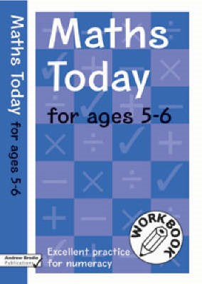 Maths Today for Ages 5-6 - pr_16798
