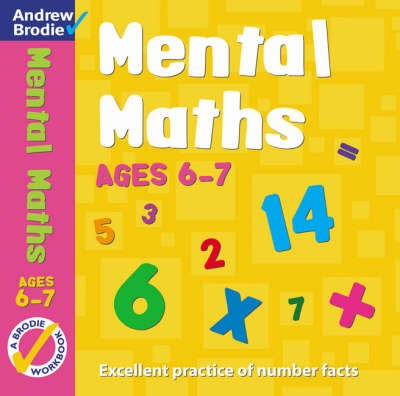 Mental Maths for Ages 6-7 - pr_16747