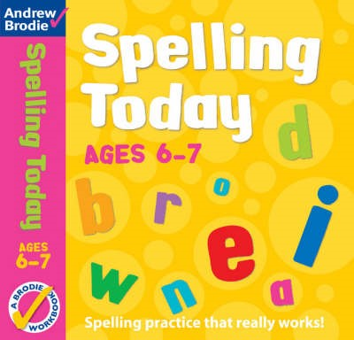 Spelling Today for Ages 6-7 - pr_16797