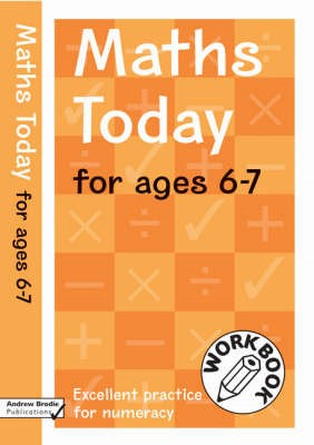 Maths Today for Ages 6-7 -