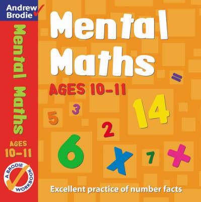 Mental Maths for Ages 10-11 - pr_16927