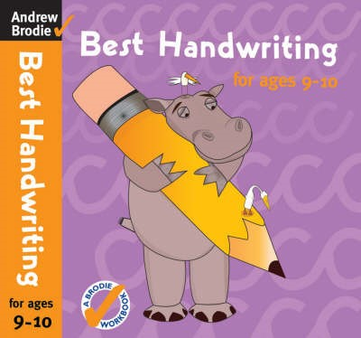 Best Handwriting for Ages 9-10 - pr_16903