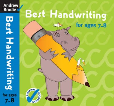 Best Handwriting for Ages 7-8 - pr_16799