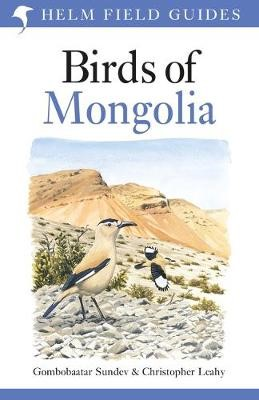 Birds of Mongolia - pr_47712