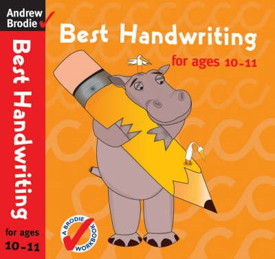 Best Handwriting for Ages 10-11 - pr_16706
