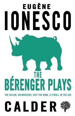 The Berenger Plays - pr_1724681