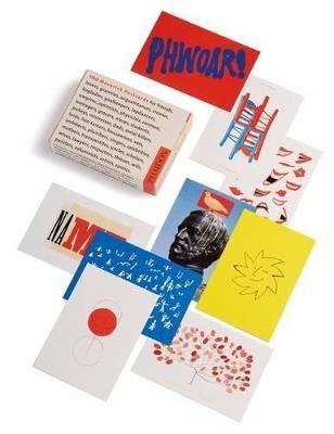Alan Fletcher; 100 Maverick Postcards -