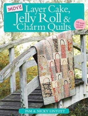More Layer Cake, Jelly Roll & Charm Quilts - pr_369669