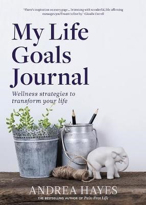 My Life Goals Journal -