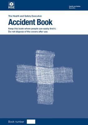Accident book BI 510 (pack of 10) -