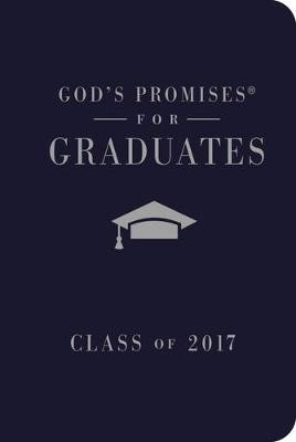 God's Promises for Graduates: Class of 2017 - Navy - pr_106039