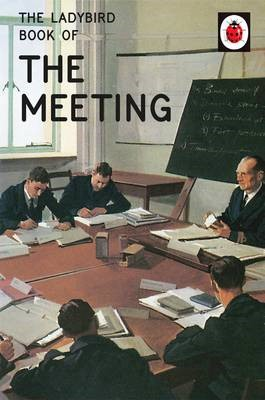 The Ladybird Book of the Meeting - pr_176669