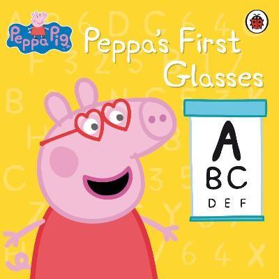 Peppa Pig: Peppa's First Glasses -