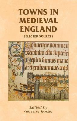 Towns in Medieval England - pr_95633