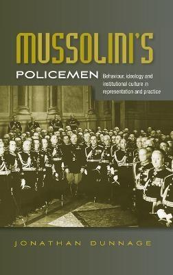 Mussolini'S Policemen - pr_83281