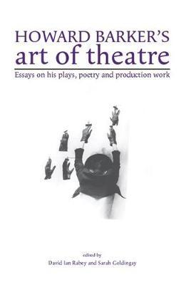 Howard Barker's Art of Theatre - pr_282496