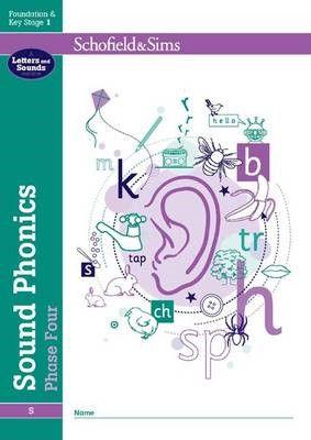 Sound Phonics Phase Four: EYFS/KS1, Ages 4-6 - pr_36596