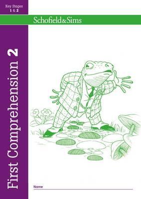 First Comprehension Book 2 - pr_115096