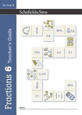 Fractions, Decimals and Percentages Book 6 Teacher's Guide (Year 6, Ages 10-11) - pr_407136