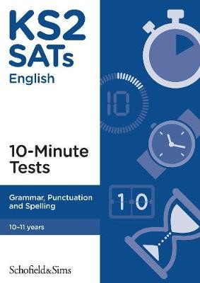 KS2 SATs Grammar, Punctuation and Spelling 10-Minute Tests - pr_1553