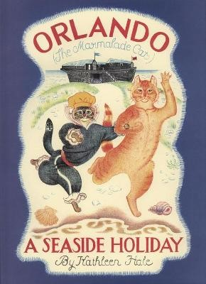Orlando the Marmalade Cat: A Seaside Holiday - pr_60105