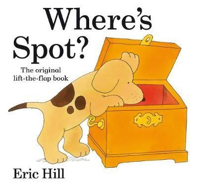 Where's Spot? - pr_365619
