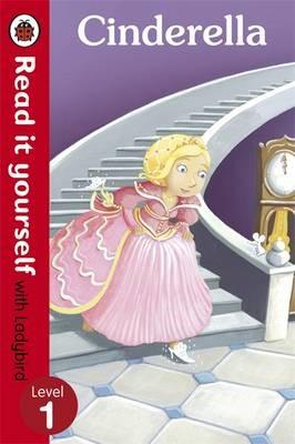 Cinderella - Read it yourself with Ladybird - pr_60171