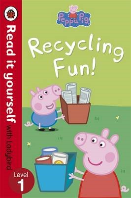 Peppa Pig: Recycling Fun - Read it yourself with Ladybird - pr_89139
