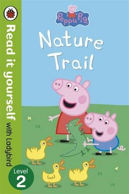 Peppa Pig: Nature Trail - Read it yourself with Ladybird - pr_60176