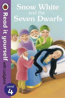 Snow White and the Seven Dwarfs - Read it yourself with Ladybird - pr_60177