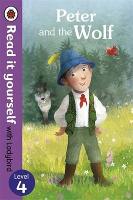 Peter and the Wolf - Read it yourself with Ladybird: Level 4 - pr_257854