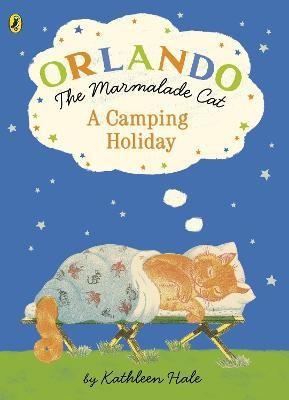 Orlando the Marmalade Cat: A Camping Holiday -