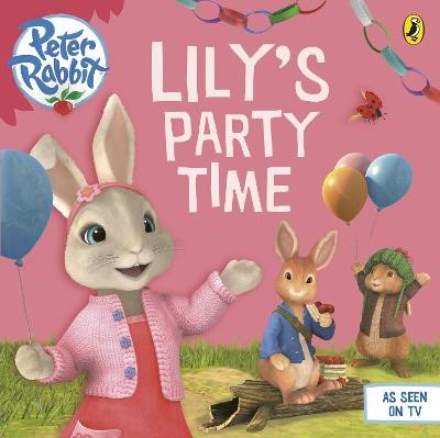Peter Rabbit Animation: Lily's Party Time - pr_369383